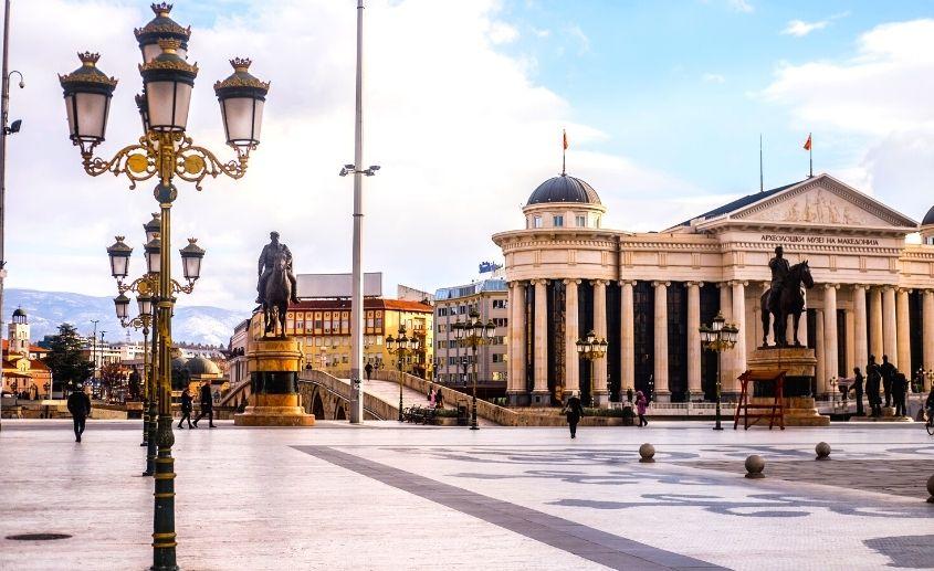 Putovanje u Makedoniju
