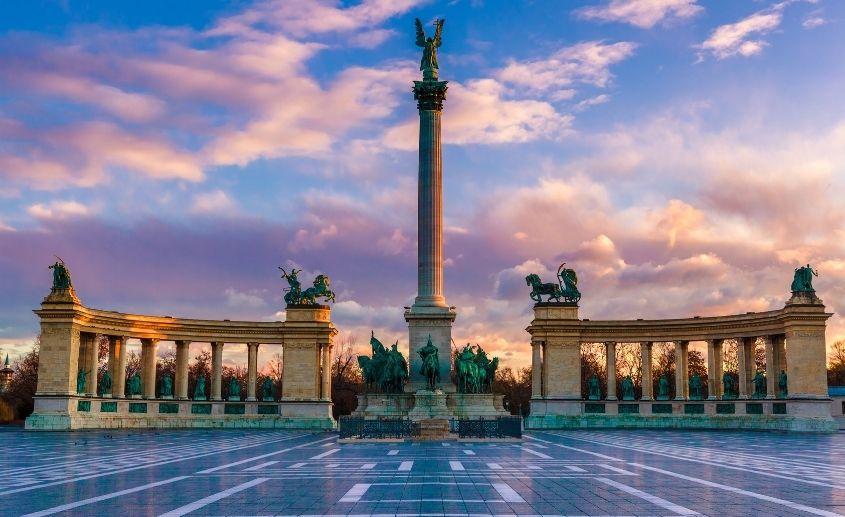 Trg heroja Budimpesta