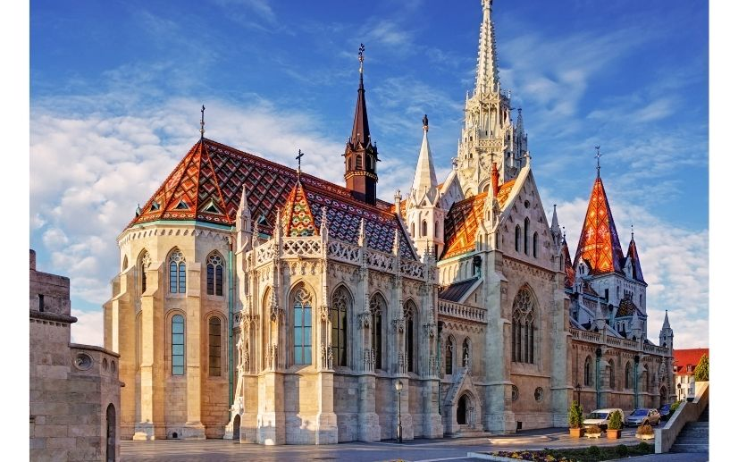 budimpesta sta videti crkva svetog Matije