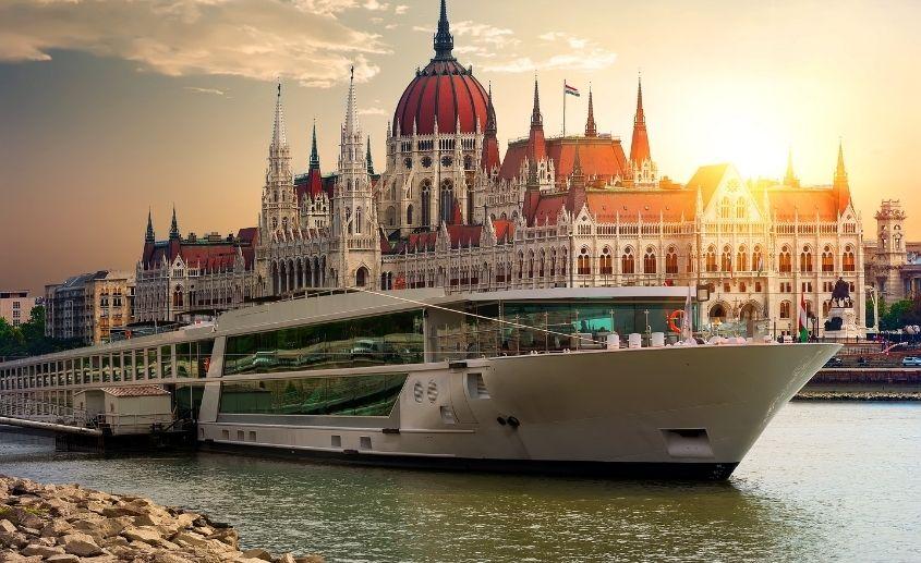 krstarenje dunavom Budimpesta