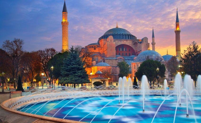 putovanje u Tursku